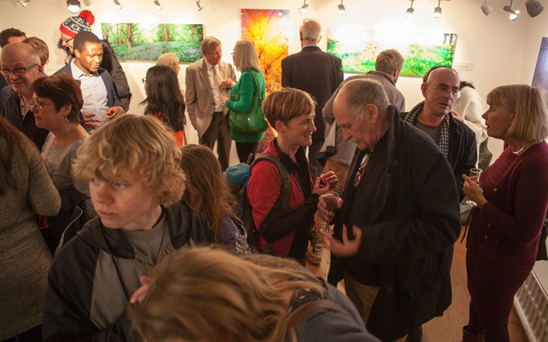 Catto Gallery – Opening Night