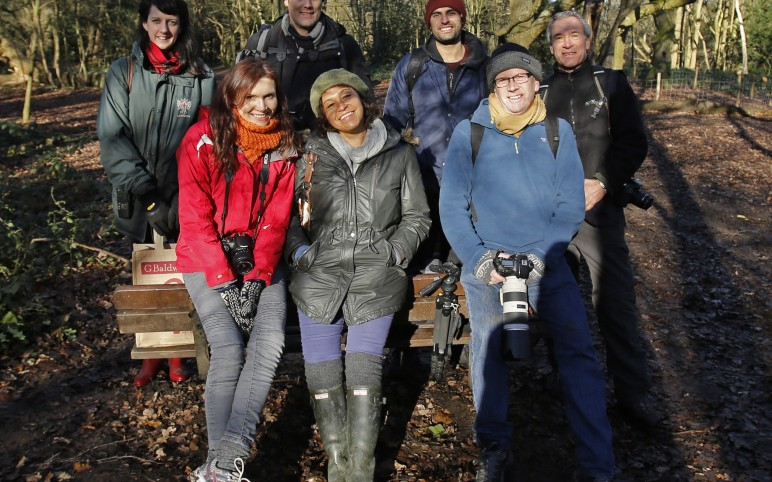 December Photography Workshop – Hampstead Heath