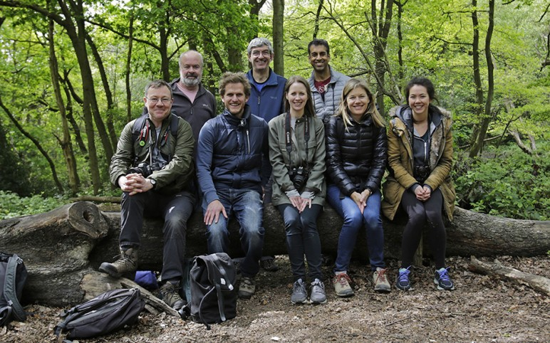 Hampstead Heath Photography Workshop | April 30th 2017