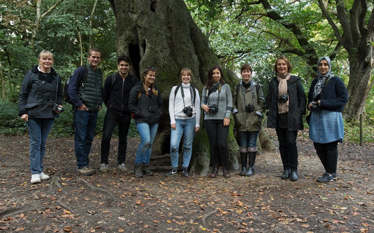 Hampstead Heath Photography Workshop September 28th 2017