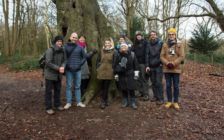 Hampstead Heath Photography Workshop December 2017