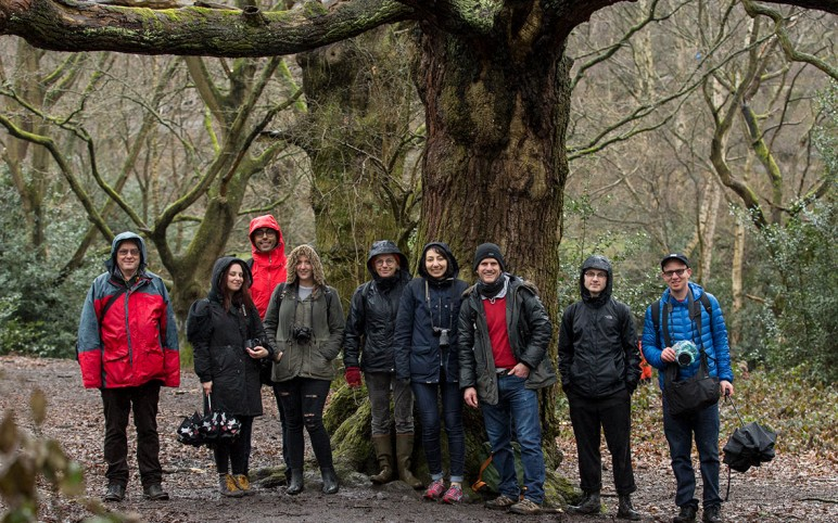 Hampstead Heath Photography Workshop March 2018