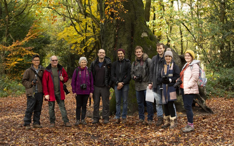 Hampstead Heath Workshop | November 10th