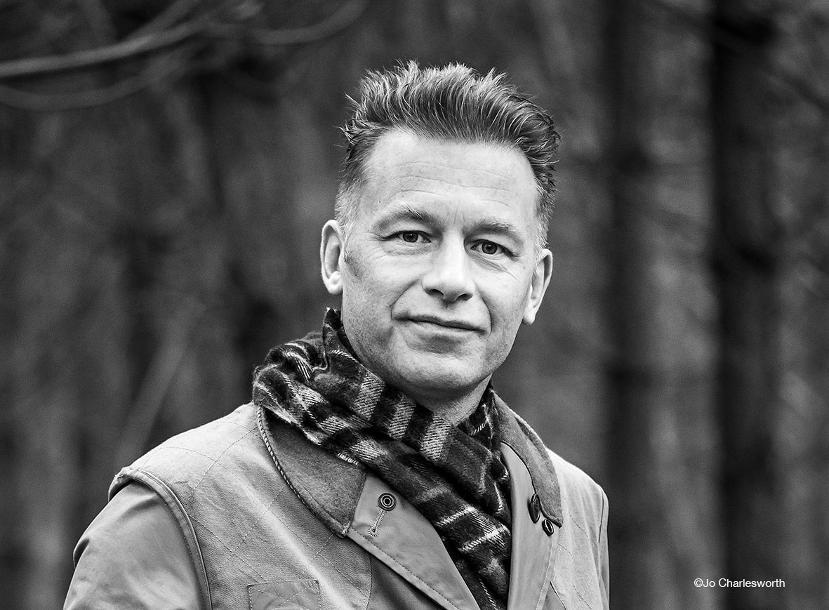 Talking with Chris Packham