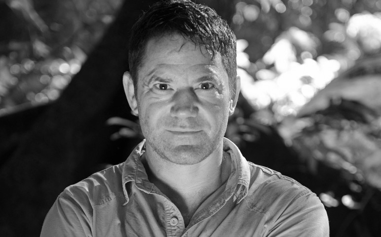 Steve Backshall Next on the Podcast