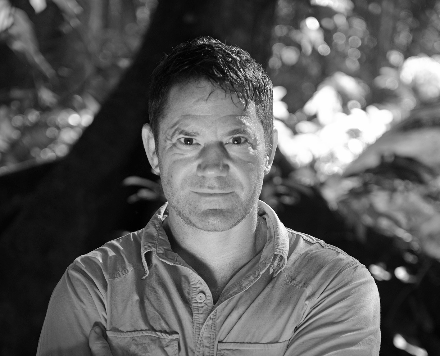 Talking with Steve Backshall